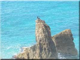 Cupecoy monolith