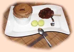 Chocolate Souflée