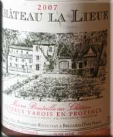 La Lieue Wines