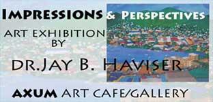 Axum exhibition
