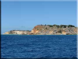 Headlands of Tintamarre