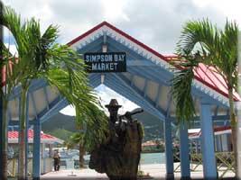 Simpson Bay Fish Market