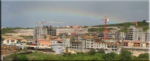 Rainbow on Wednesday
