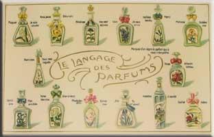 Language of perfume