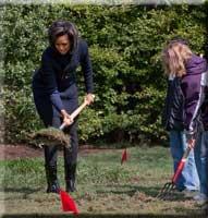 Michelle the Gardener