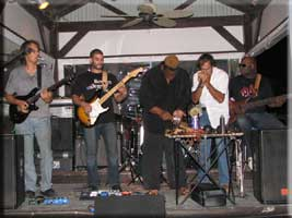 Ronny Santana and the Blues Band