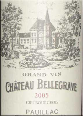 Ch Bellegrave