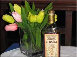 rum and tulips
