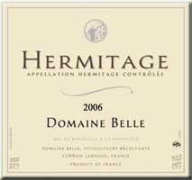 Hermitage Domaine Belle