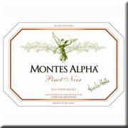 2008 Montes Alpha Pinot Noir