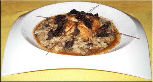 Veal Marsala On Marco Island