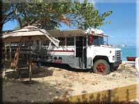 The bus at Karakter