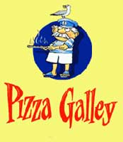 Pizza galley logo